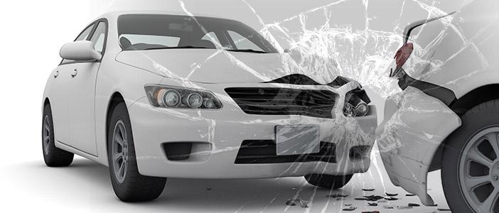 事故治療画像
